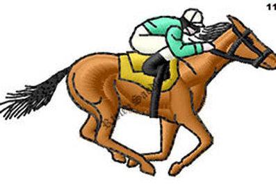 Race Horse #116