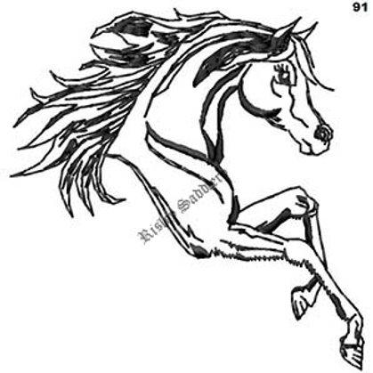 Horse Head Logo #91