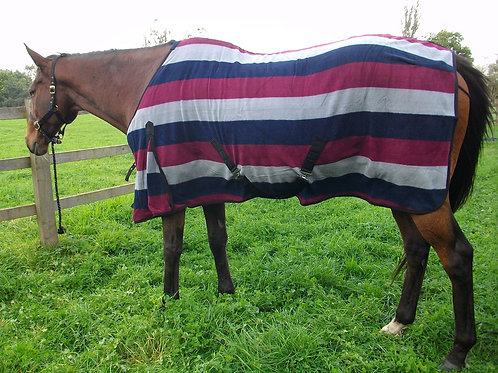 Sheldon Allrounder Striped Fleece