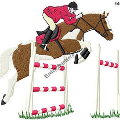 Jumping Horse #146