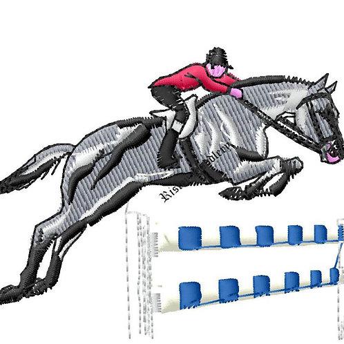 Jumping Horse #4