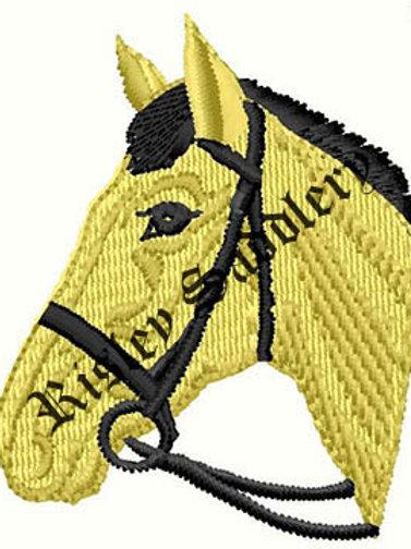 Horse Head Logo #7