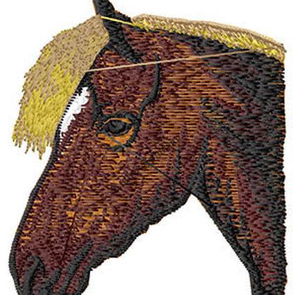 Horse Head Logo #200