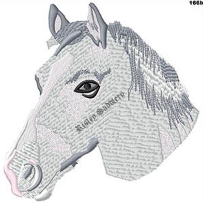 Horse Head Logo #166B