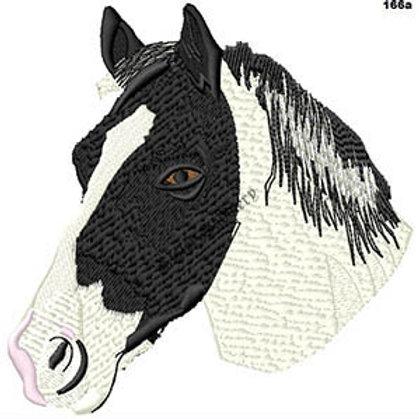 Horse Head Logo #166A
