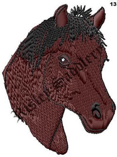 Horse Head Logo #13