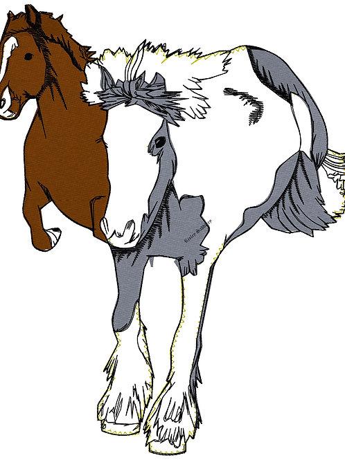 Horse Logo #238