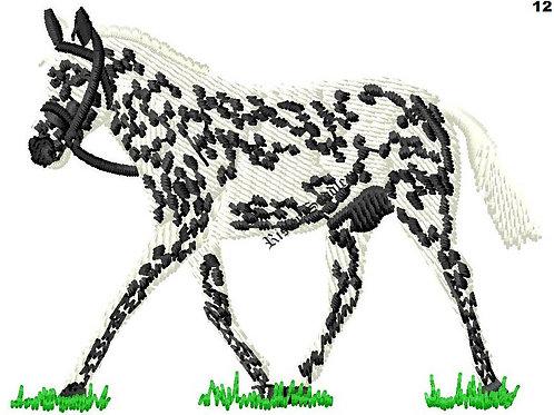 Horse Logo #12
