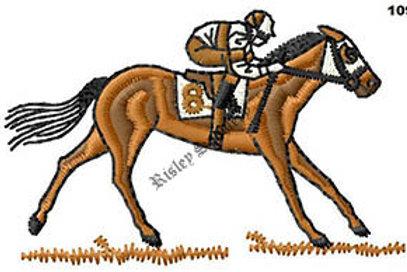 Race Horse #109