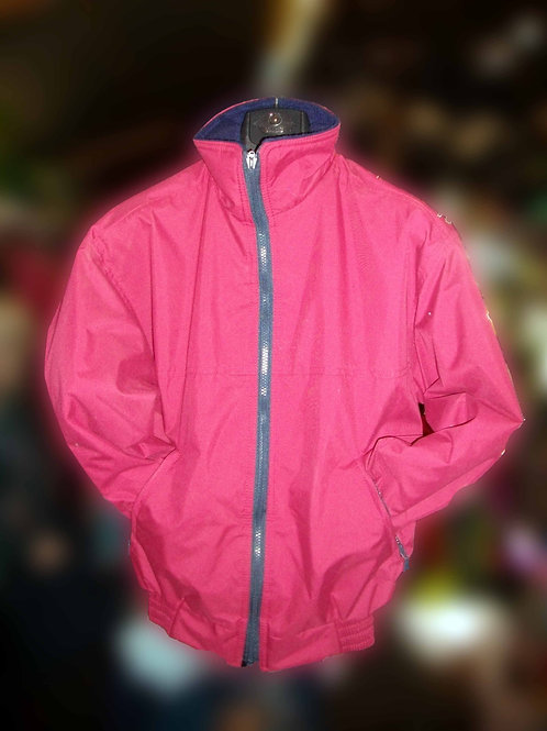 Bronte Jacket Adult Cherry Red