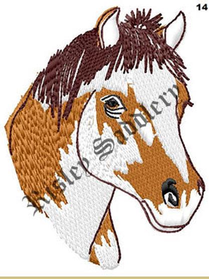 Horse Head Logo #14