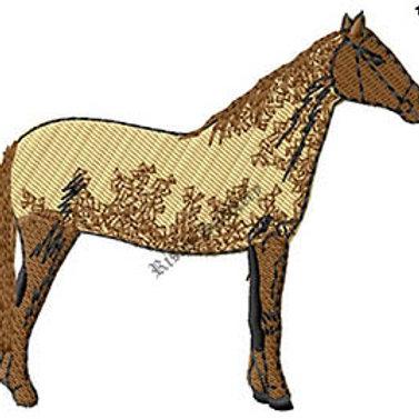 Standing Horse #122