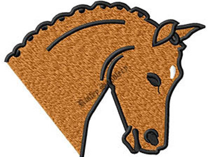 Pony Head #221
