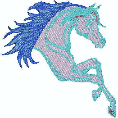 Rearing Horse #230