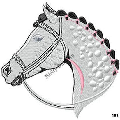 Horse Head Logo #181