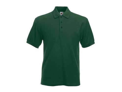 Adult Polo Shirt Bottle Green