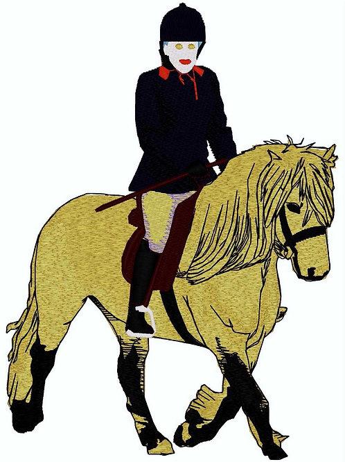 Show Rider #243