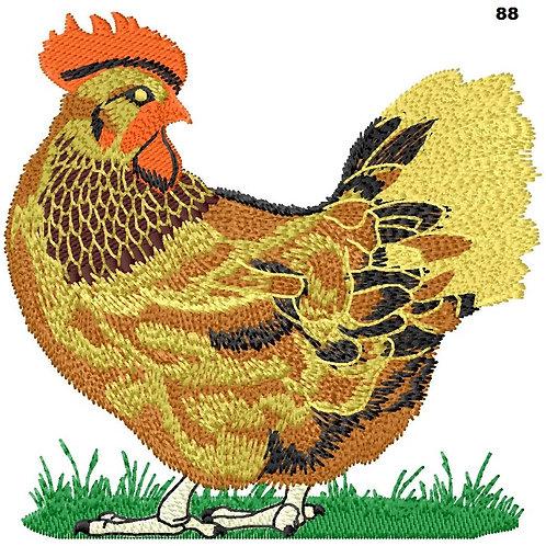 Hen Logo #88