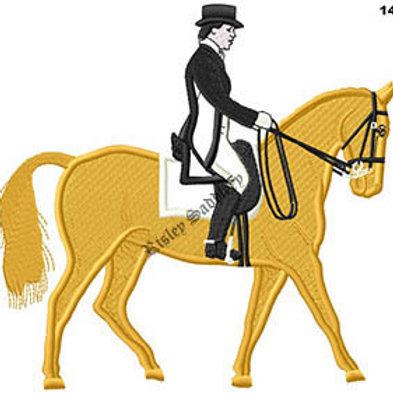 Derssage Horse Logo #149