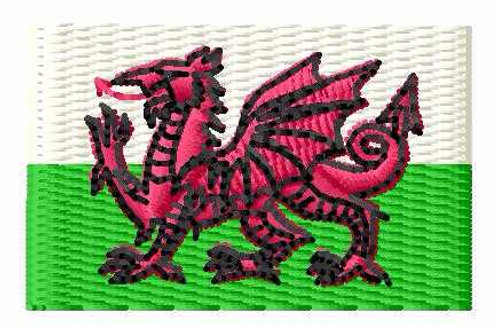 Welsh Flag Logo #187