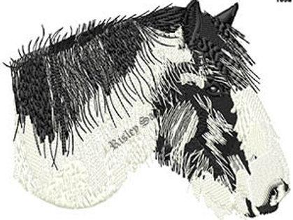 Horse Head Logo #165A