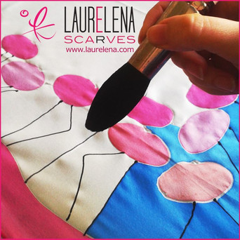 Other Proyects Laurelena Scarves