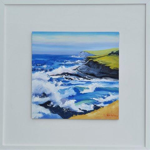 """High Seas Kiama"" by Carole Massey"