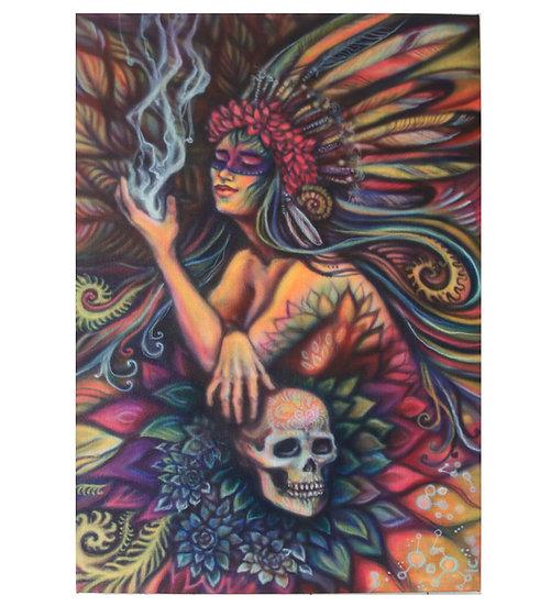 """Spirit Girl"" by Karolina Venter"