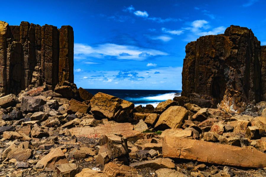 Kiama Ruins
