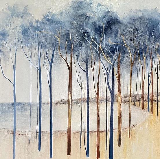 """""""Treedom"""" by Kathy Karas"""