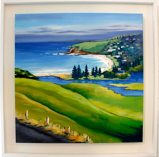 """""""The Drive to Gerringong"""" by Carole Massey"""