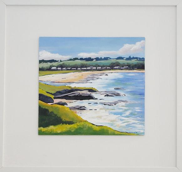 """Easts Beach Kiama"" by Carole Massey"