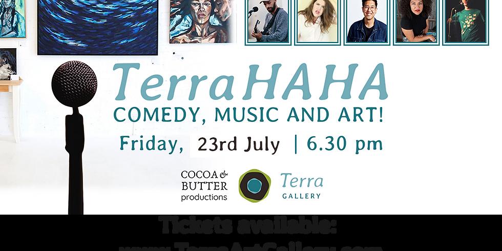 TerraHAHA - Comedy Night