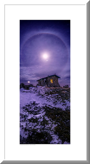 """Lunar Phenomena"" by Karl Strand"