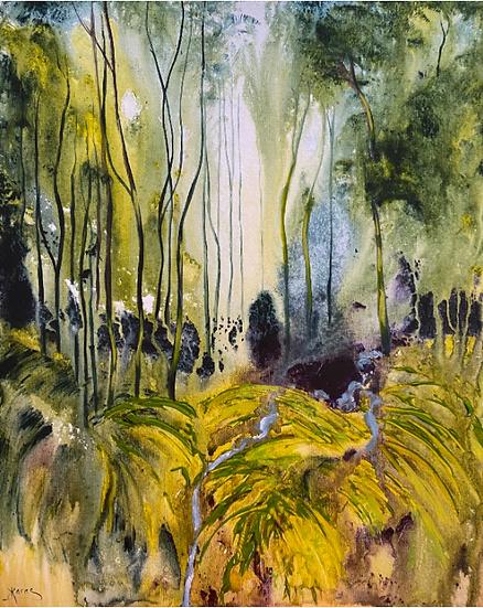 """Nature's Wonderland"" by Kathy Karas"