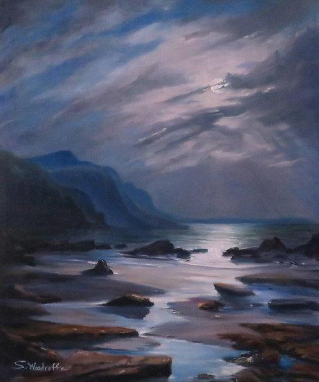 """Moonlight Sonata"" by Salwa Woodroffe"
