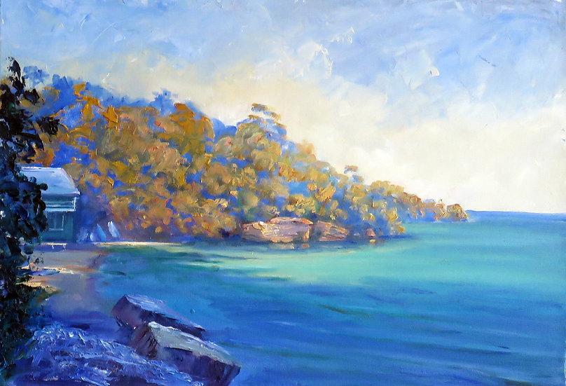 """""""Sirius Cove"""" by Salwa Woodroffe"""
