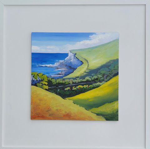 """Loves Bay"" by Carole Massey"
