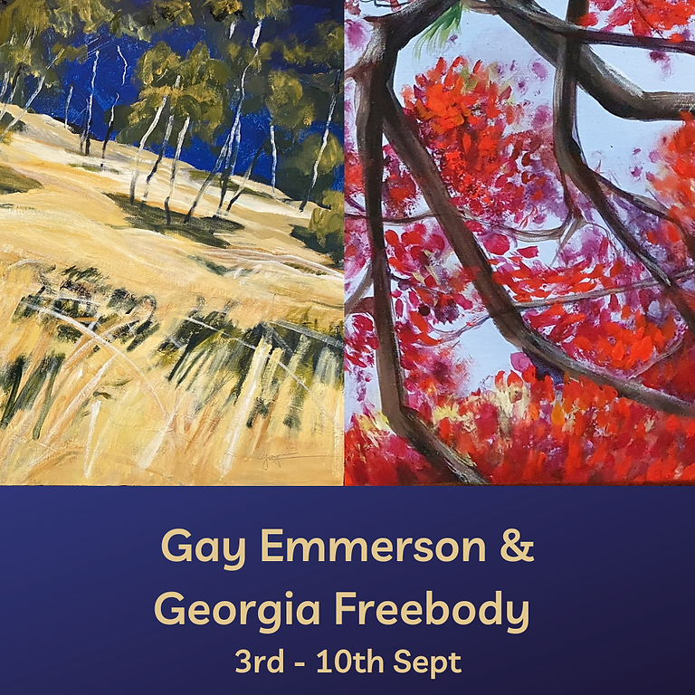 Gay Emmerson & Georgia Freebody