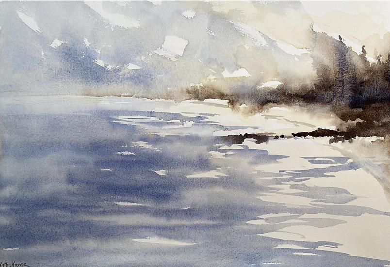 """""""Sea Mist II"""" by Kathy Karas"""