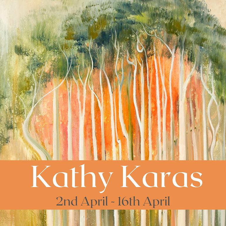 Kathy Karas - Solo Show