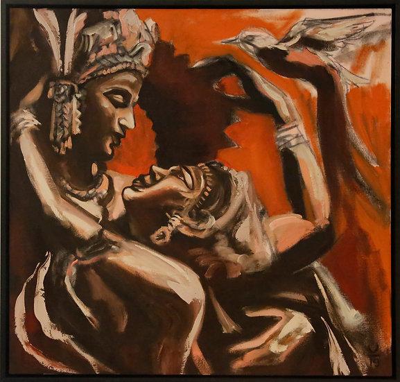 """""""Cosmic Dance"""" by Karolina Venter"""