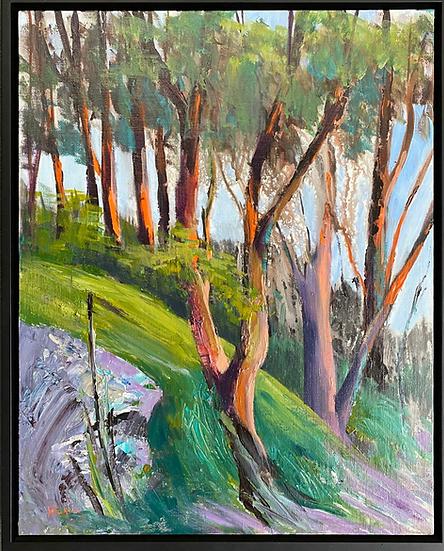 """""""Sunlit"""" by Kathy Karas"""