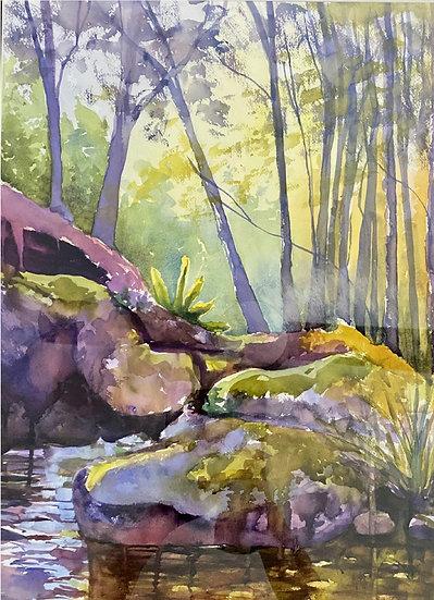 """Clover Hill"" by Kathy Karas"