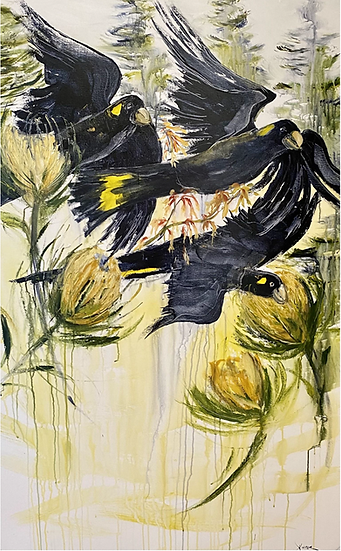 """Fly Bye"" by Kathy Karas"