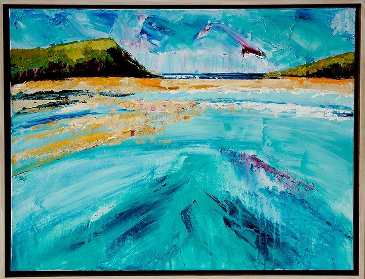 """Summer Days"" by Kathy Karas"