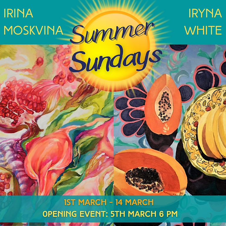 Summer Sundays - Irina Moskvina & Iryna White
