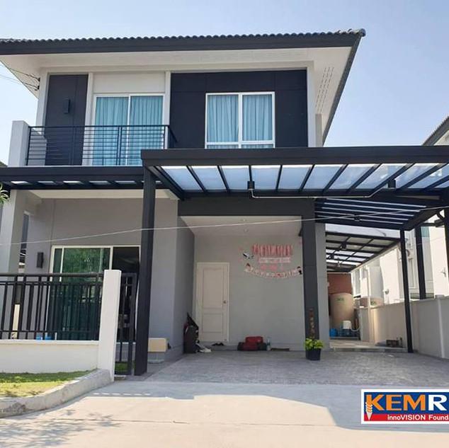 KEMREX roof foundation 5
