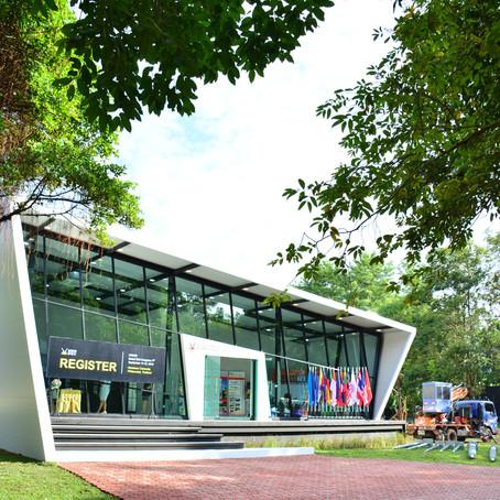 พิธีเปิดอาคาร Smart Building