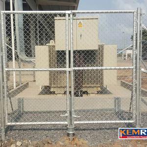 KEMREX Fence Foundation